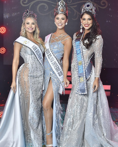 Carolina Fernández, Lenka Nemer Drpić, Alondra Fernandez