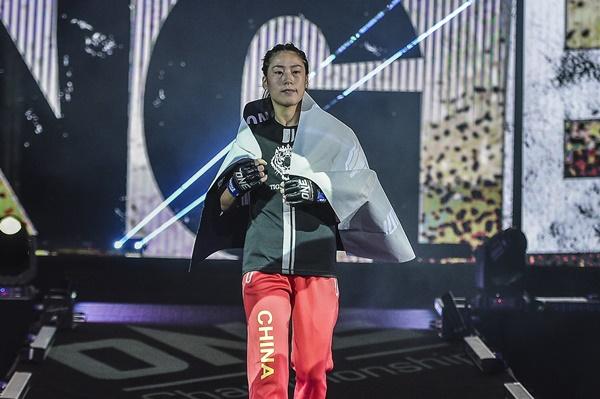 Meng Bo (©ONE Championship)