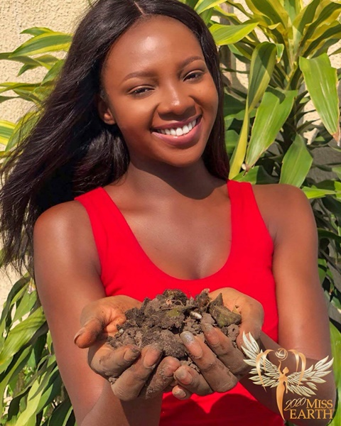 Gwenivere Chioma Ifeanyieze (©Miss Earth)