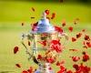 U.S. Women's Open Championship trophy