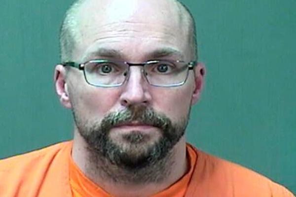 Steven Brandenburg (©Ozaukee County Sheriff's Office)
