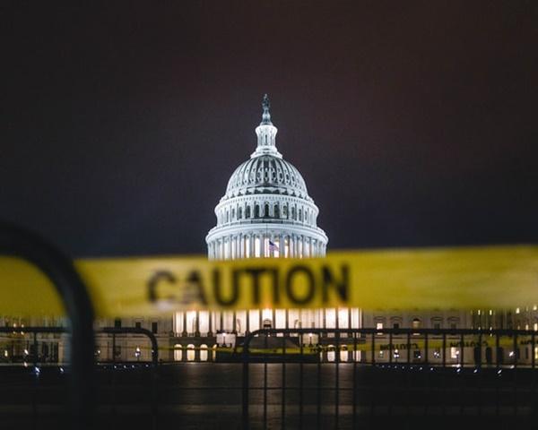 US Capitol building (©Andy Feliciotti)