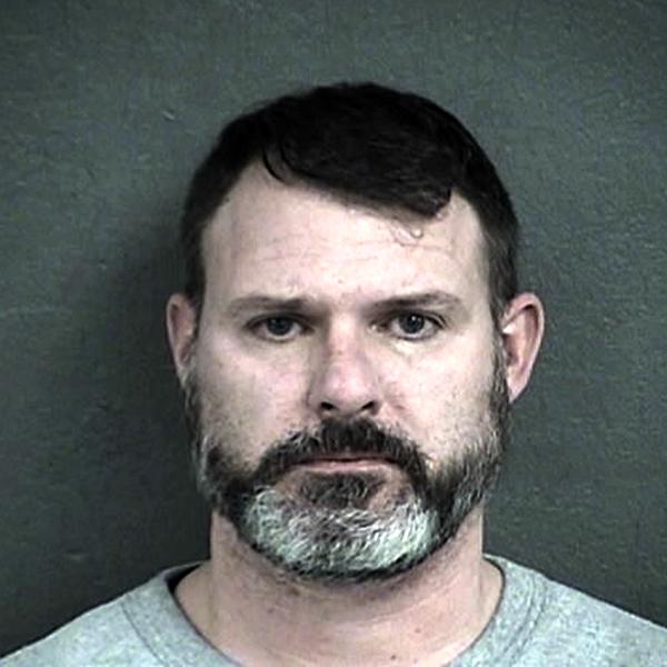 Christopher Charles Kuehn (©Wyandotte County Detention Center)