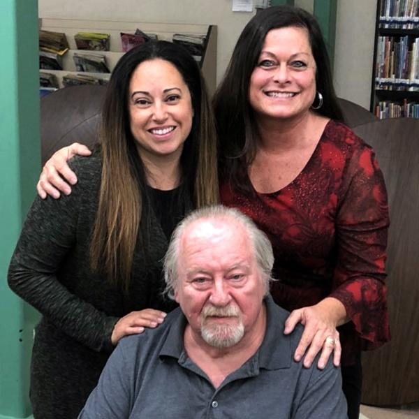 Erica Ippolito, Mark Jordan, Kim Beede