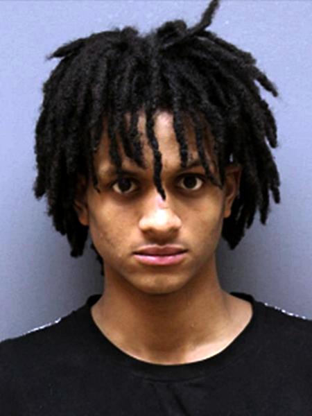 Jalenn Maurtiece Keene (©Newport News Jail)