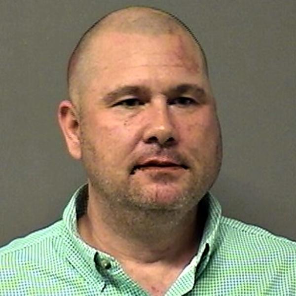 Benjamin Snodgrass (©Garland County Jail)