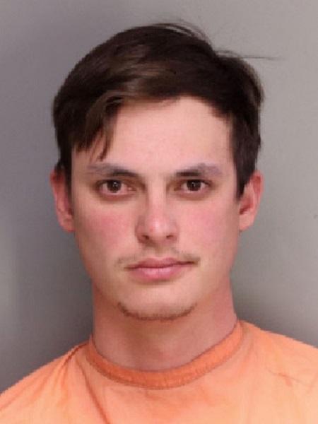 David Tyler Mangum (©Florence County Sheriff's Office)