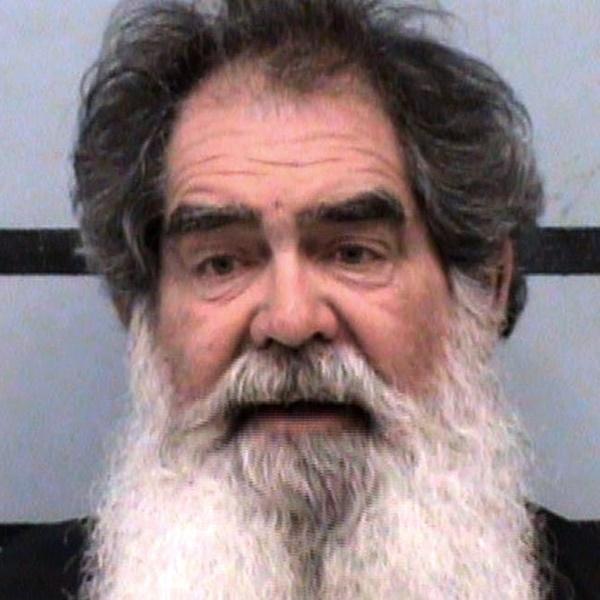 Larry Lee Harris (©Lubbock County Detention Center)