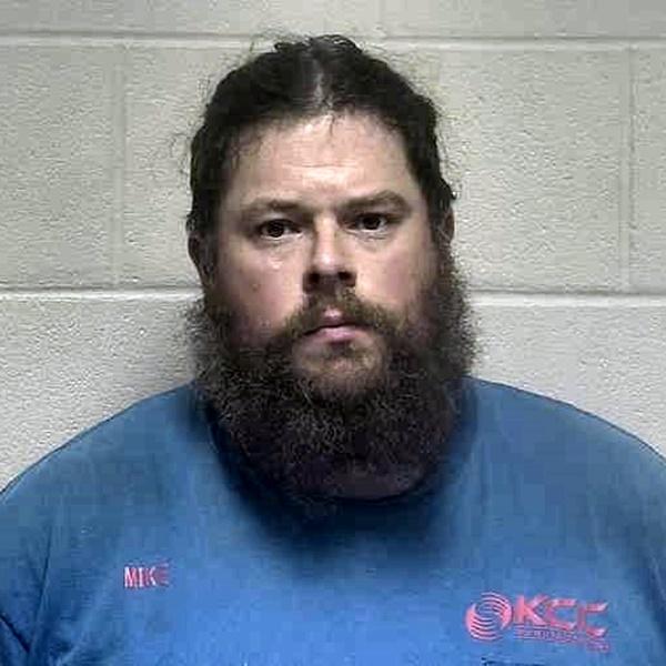 Michael Orangias (©Oldham County Jail)
