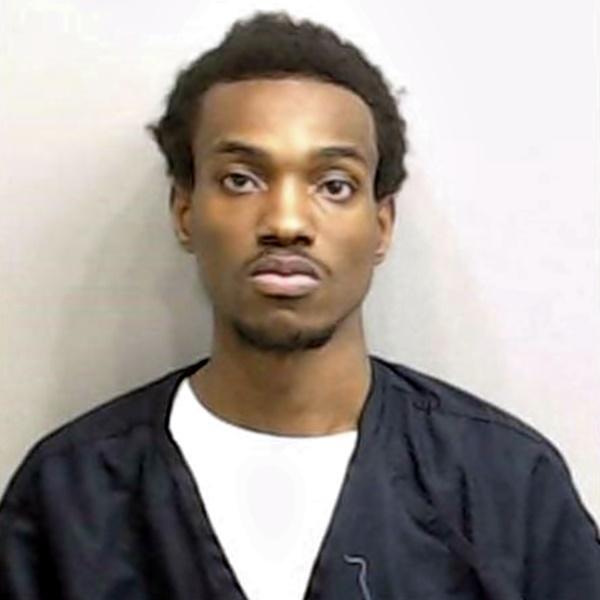 Rico Marley (©Fulton County Jail)