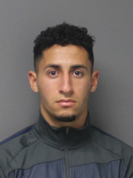 Ziyad Fekri (©Connecticut Division of Criminal Justice)