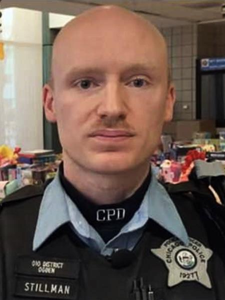 Eric E. Stillman (©Chicago Police Department)
