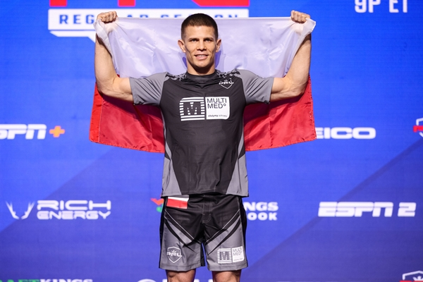 Marcin Held (©Professional Fighters League)
