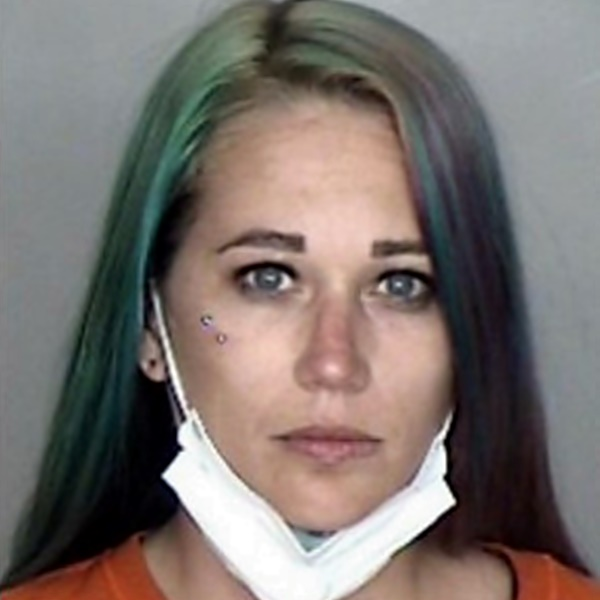 Martina Marie Garcia (©Butte County Jail)