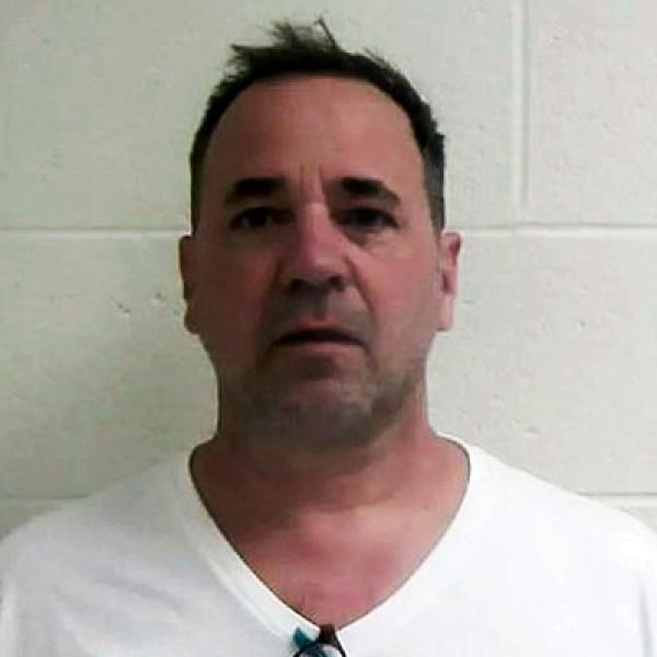 Michael Lee Hardin (©Davis County Jail)