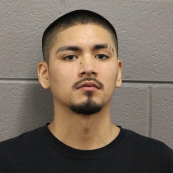 Ruben Roman Jr. (©Chicago Police Department)