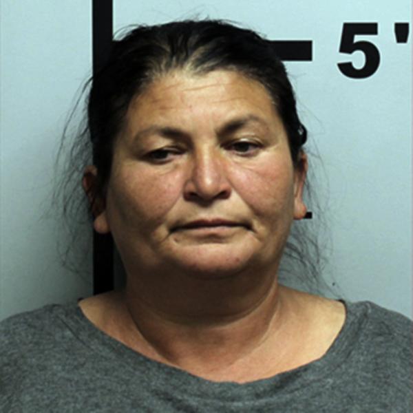 Claudia Velcu Benton (©Benton County Sheriff's Office)