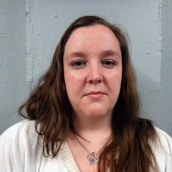 Amy Jo Allen (©Marion County Jail)