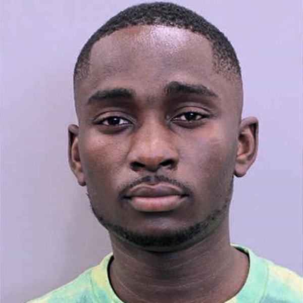Echezonachukwu Obianefo (©Harris County Sheriff's Office)