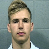 Tennessee's Luke Smith punches Austen Dailey during Korn Ferry Tour qualifier in Kansas
