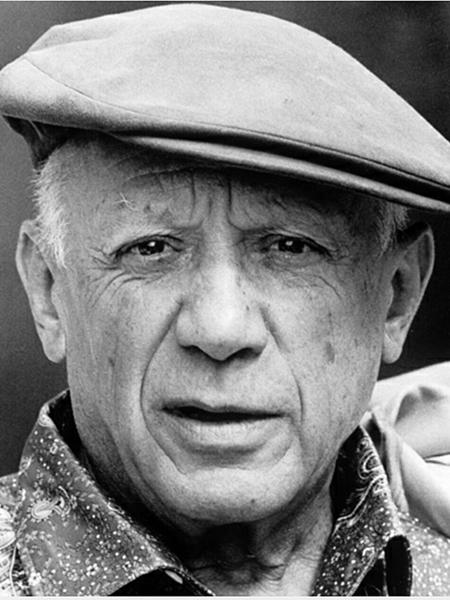Pablo Ruiz Picasso (©Revista Vea y Lea)