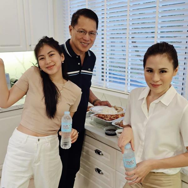 Alex Gonzaga, Bonoy Gonzaga, Toni Gonzaga