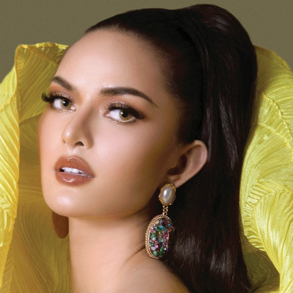 Gabriela Camille Basiano (©Binibining Pilipinas)