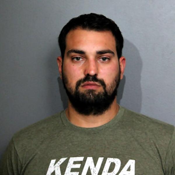Keegan Gregory Casteel (©Cook County Jail)