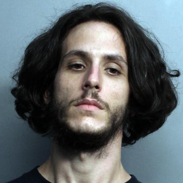 Daniel Garcia (©Miami Dade County Corrections)