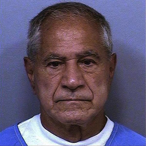 Sirhan Bishara Sirhan (©California Department of Corrections and Rehabilitation)