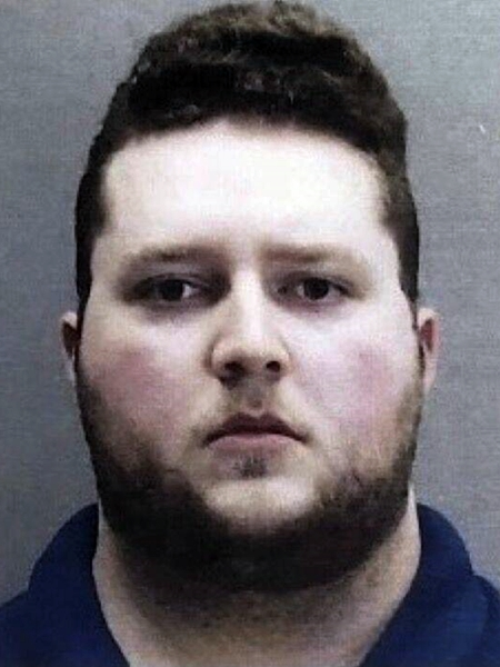 Brendan Mitchell Henry (©Fauquier County Police Department)