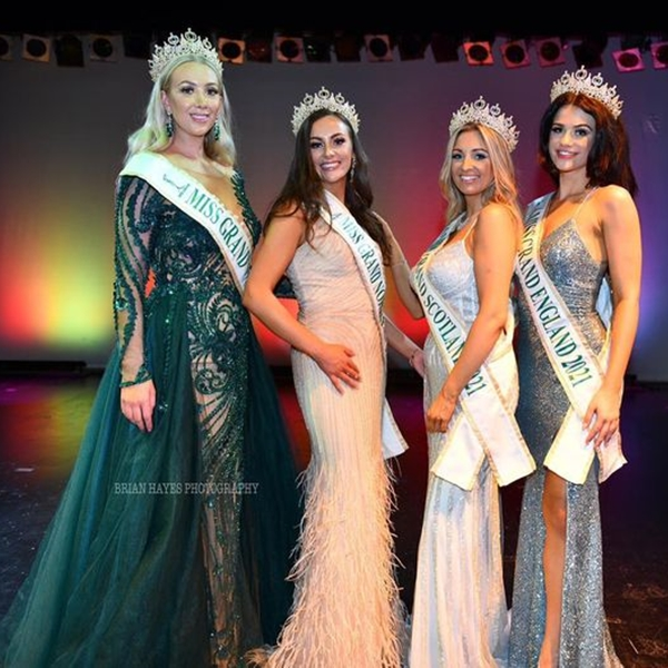 Heather Hopkins, Shannon McCullagh, Katie Anne Finlay, Jessica Adele Ford