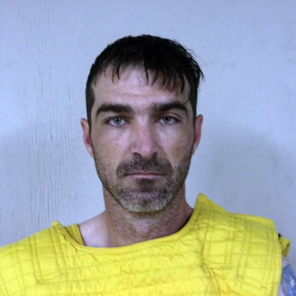James Joseph Luckenbach (©Burnet County Jail)