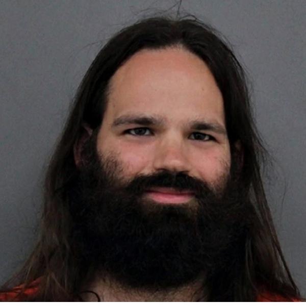 Jesse Ray Schmidt (©Gregg County Jail)